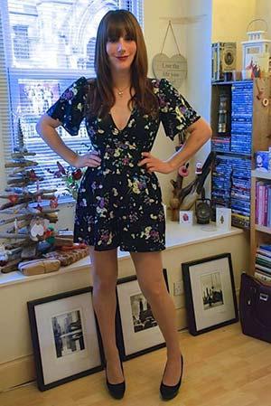 Transex romantique, 26 ans pour plan coquin